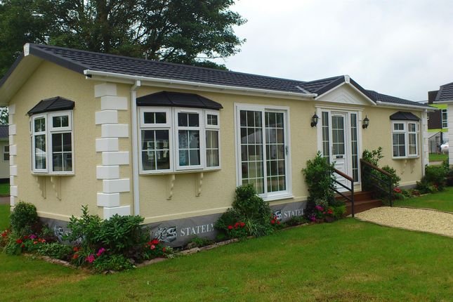 Thumbnail Mobile/park home for sale in Charlcombe Park, Portishead, North Somerset