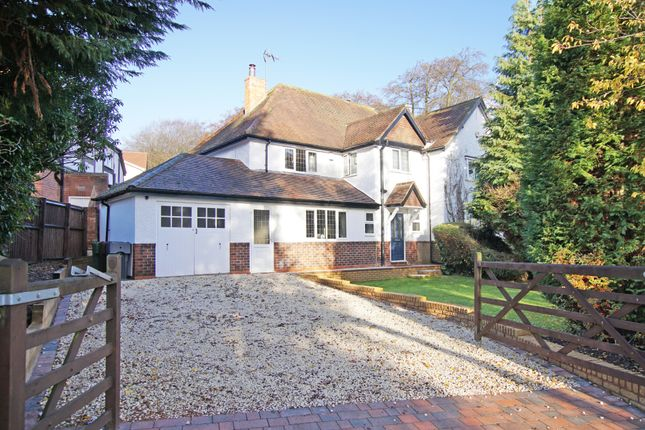 Thumbnail Semi-detached house for sale in Fiery Hill Road, Barnt Green