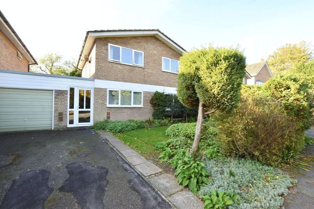 4 bed detached house for sale in Fox Dale, Stamford
