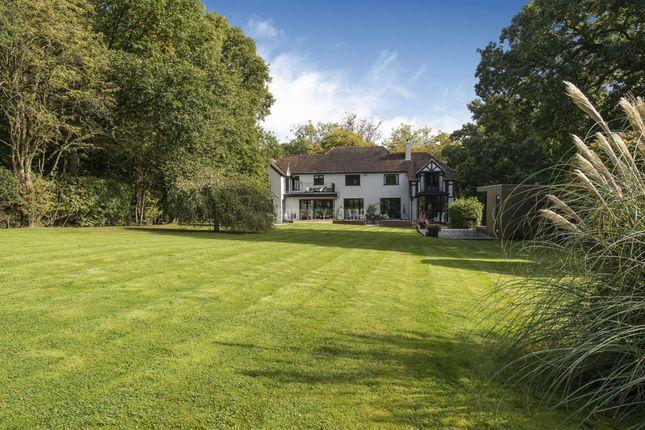 Thumbnail Detached house for sale in Hendon Wood Lane, Arkley, Barnet