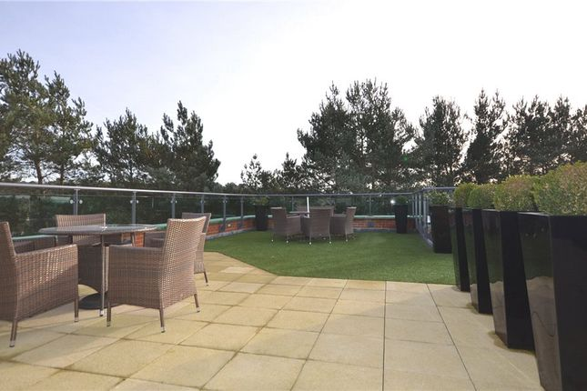 Thumbnail Property for sale in Stokes Lodge, 3 Park Lane, Camberley