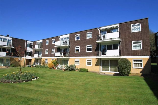 Thumbnail Flat for sale in High Pines, St Georges Close, Highcliffe, Christchurch, Dorset