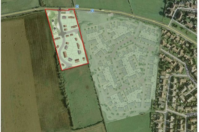 Thumbnail Land for sale in Marske Road, Saltburn