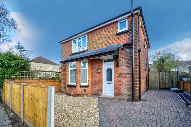 Thumbnail Detached house for sale in King Edward Avenue, Regents Park, Southampton