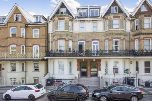 Thumbnail Flat for sale in West Hill Road, Westbourne, Bournemouth