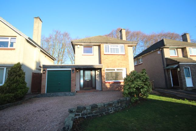 Thumbnail Property for sale in Dalmahoy Crescent, Kirkcaldy, Fife