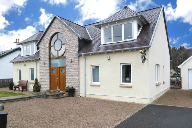 Thumbnail Detached house for sale in Craigdhu Road, Newtonmore