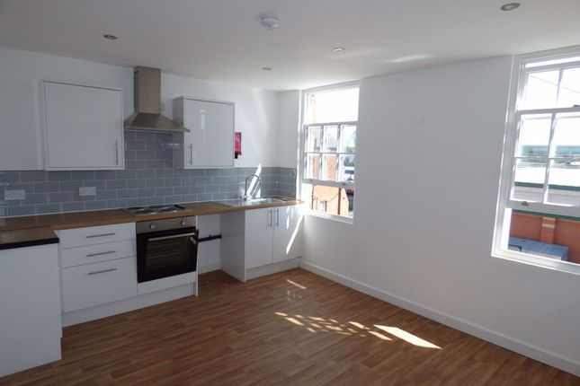Thumbnail Flat to rent in Market Place, Long Eaton