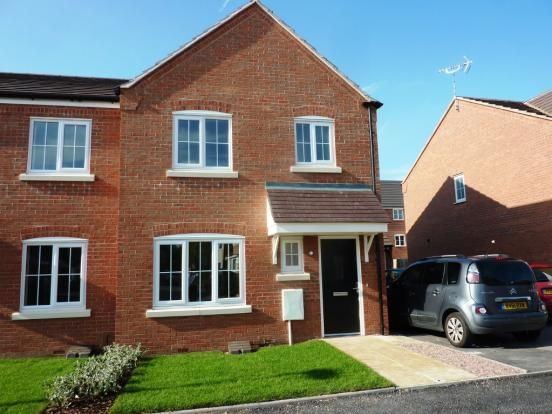 Thumbnail Semi-detached house to rent in Penruddock Drive, Tile Hill, Coventy