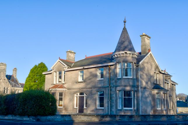 Thumbnail Detached house for sale in Manse Road, Nairn