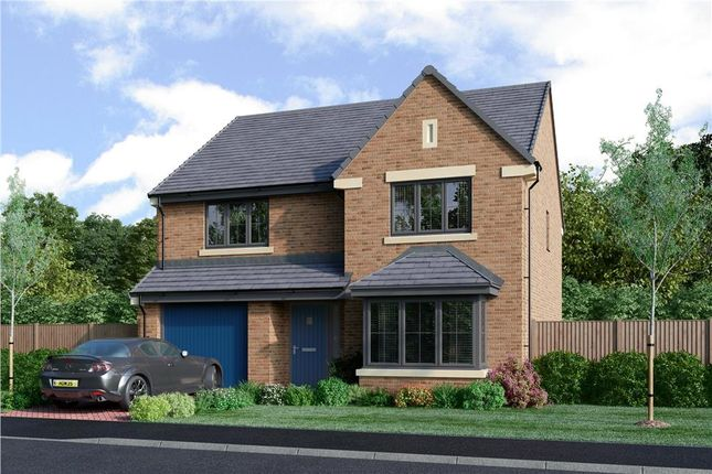"Thumbnail Detached house for sale in ""The Chadwick Alternative"" at Priory Gardens, Corbridge"