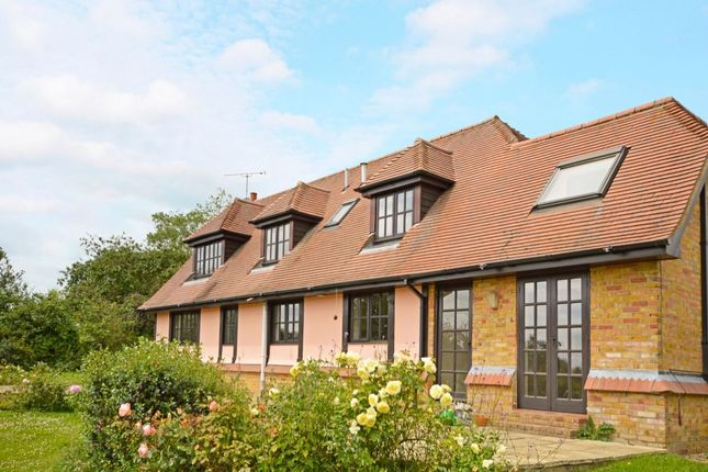 Thumbnail Detached house for sale in Lower East End, Furneux Pelham, Buntingford