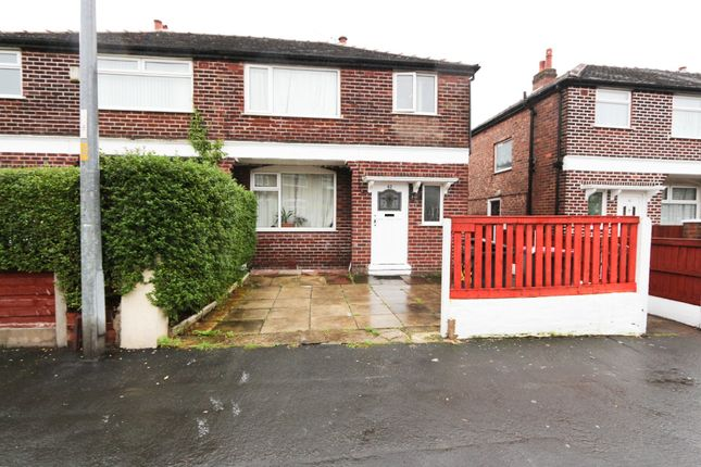 Thumbnail Semi-detached house to rent in Silver Street, Irlam, Manchester