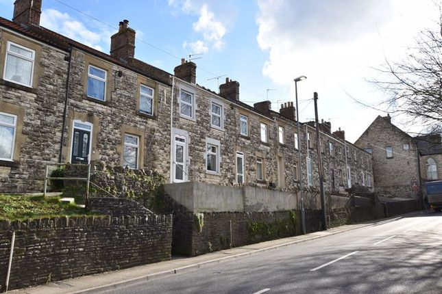 Thumbnail Terraced house for sale in Station Road, Midsomer Norton, Radstock