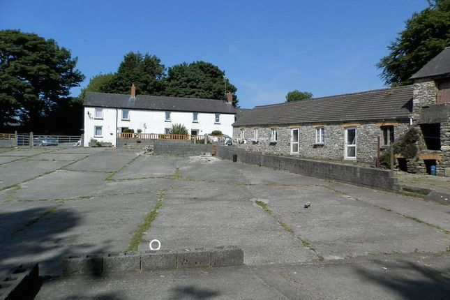 Thumbnail Detached house for sale in Talgarreg, Llandysul