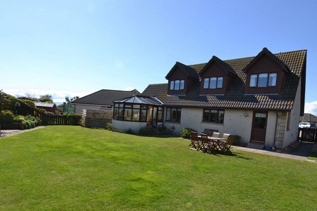 Thumbnail Detached house for sale in Arranview Gardens, Seamill, West Kilbride