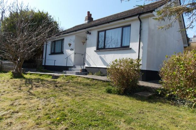 Thumbnail Detached bungalow for sale in Ventonraze, Illogan, Redruth