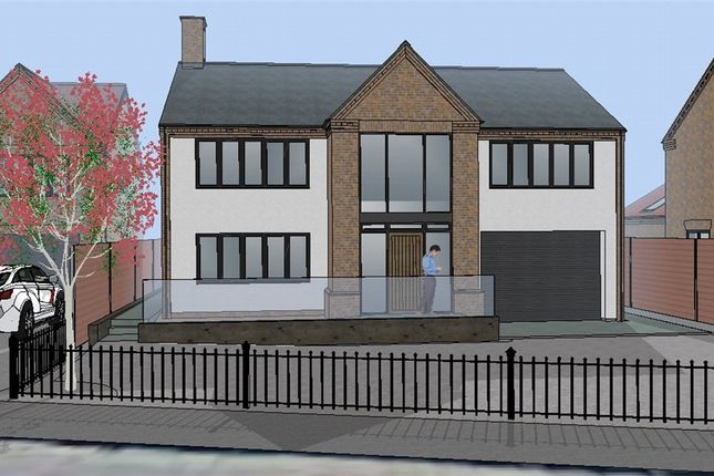 Thumbnail Detached house for sale in Washway Road, Saracens Head, Holbeach