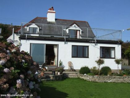 Thumbnail Detached house for sale in The Mountain, Holyhead, Angelsey, North Wales