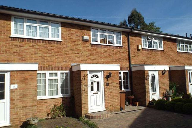 Thumbnail Terraced house to rent in Chalcot Close, Sutton