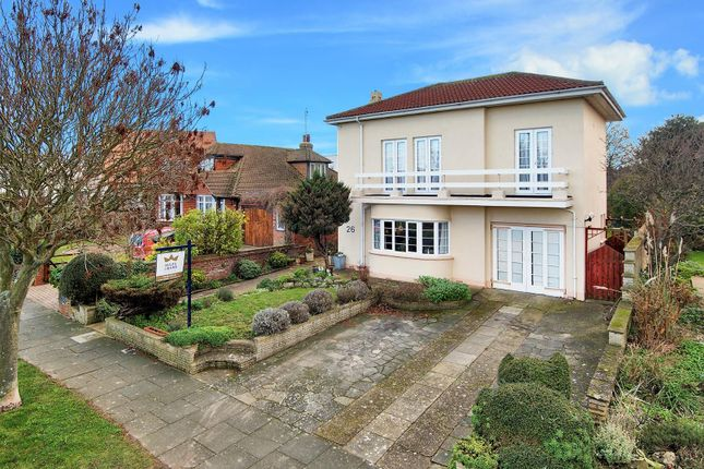 Thumbnail Detached house for sale in Lonsdale Avenue, Cliftonville, Margate