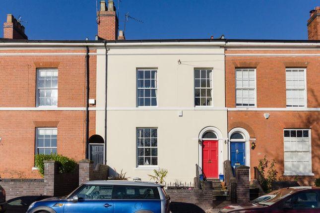 Thumbnail Terraced house for sale in Ryland Road, Edgbaston, Birmingham