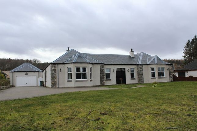 5 bedroom detached bungalow for sale in Ord Road, Marybank, Muir Of Ord