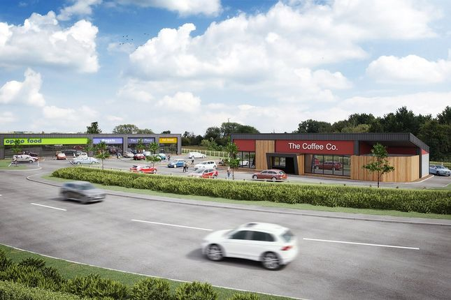Thumbnail Restaurant/cafe to let in Roadside Scheme, Hawke Ridge, Westbury