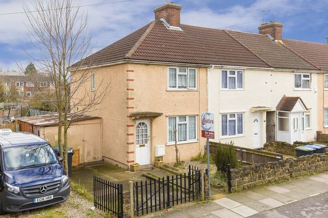 Thumbnail End terrace house for sale in Mapleton Road, Enfield