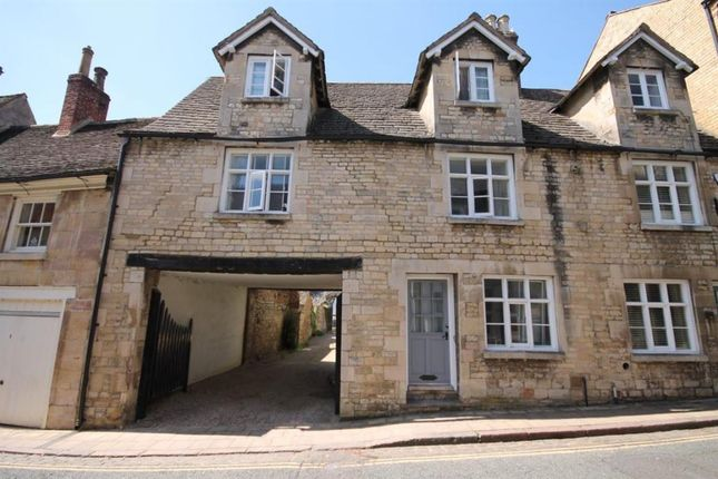Thumbnail Terraced house to rent in Maiden Lane, Stamford