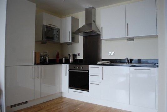 Kitchen of Cobalt Point, Lanterns Court, Canary Wharf E14