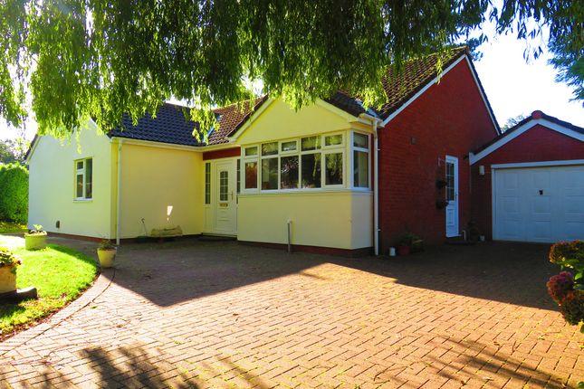Thumbnail Detached bungalow for sale in Station Road, Henbury, Bristol