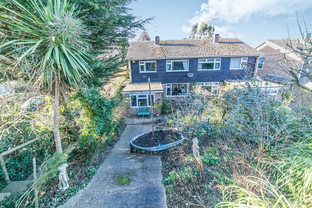 Thumbnail Semi-detached house for sale in Beacon Hill, Maldon