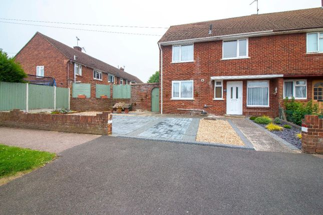Thumbnail Semi-detached house for sale in Birdwood Avenue, Deal
