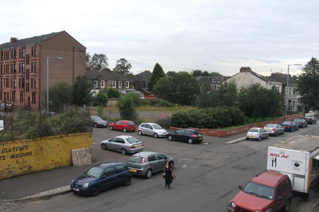 Thumbnail Land to let in 120 Woodville Street, Glasgow