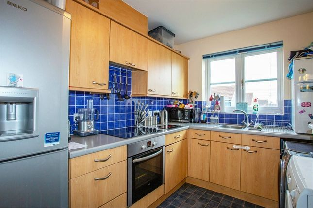 Thumbnail 2 bed flat for sale in School Lane, Lower Cambourne, Cambridge
