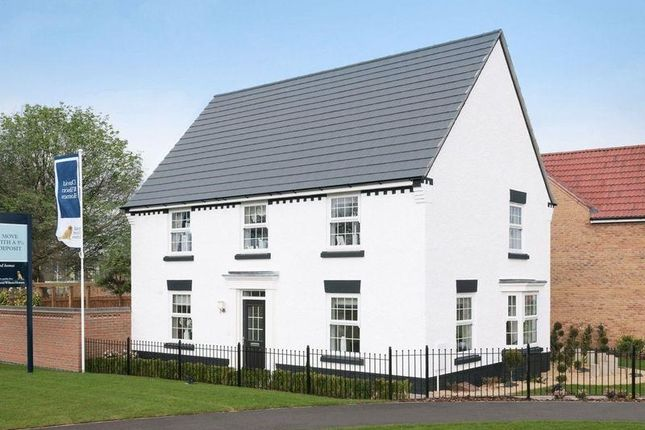Thumbnail Detached house for sale in Tiber Road, Lincoln