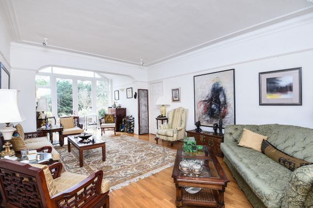 Thumbnail Semi-detached house for sale in Lyndhurst Gardens, Finchley Central, London