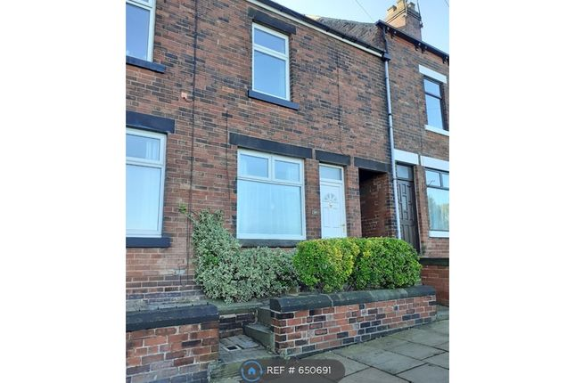 Thumbnail 3 bed terraced house to rent in Morley Street, Sheffield