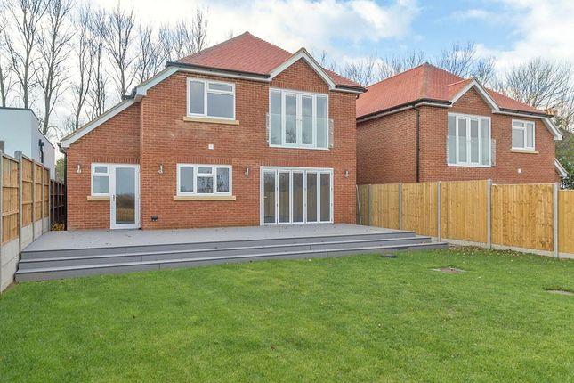 Thumbnail Detached house for sale in Wallbridge Lane, Upchurch, Sittingbourne