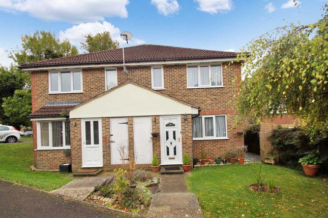 Thumbnail Semi-detached house for sale in Little Mimms, Hemel Hempstead