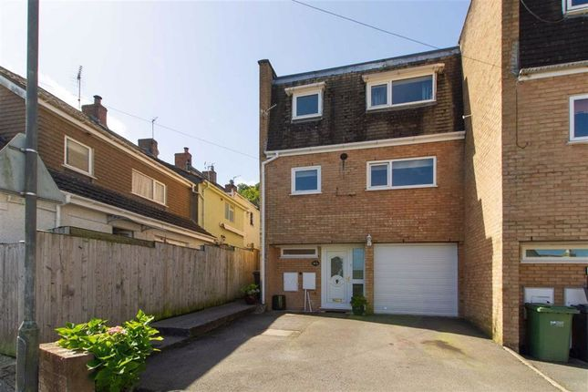 Thumbnail Town house for sale in Upper Poole Road, Dursley