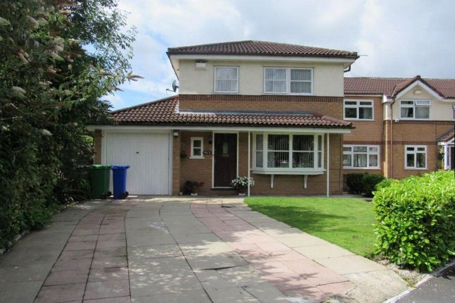 Thumbnail Detached house for sale in Acorn Close, Manchester