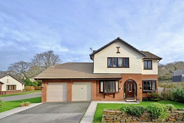 Thumbnail Detached house for sale in Huthnance Close, Truro