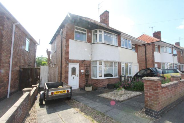 3 bed semi-detached house for sale in Wilnicott Road, Braunstone, Leicester