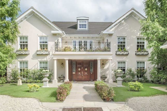 Thumbnail Detached house for sale in Dukes Kiln Drive, Gerrards Cross, Buckinghamshire