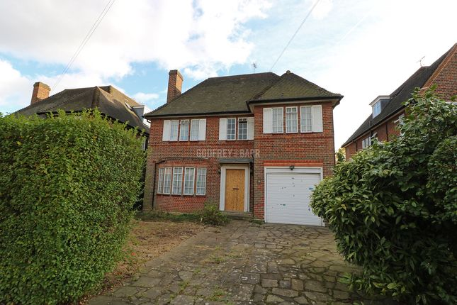 Thumbnail Detached house for sale in Chalton Drive, London