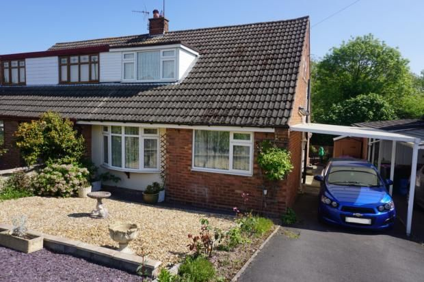 Thumbnail Bungalow to rent in Foresters Close, Horsehay