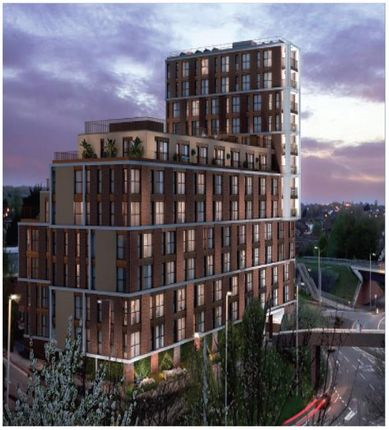 Thumbnail Land for sale in Arts Tower, Dunstable Road, Luton
