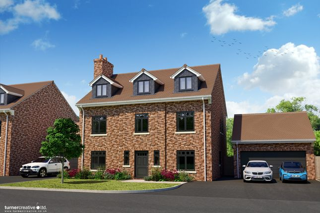 Thumbnail Detached house for sale in The Sidings, Green Lane, Studley